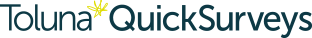 Toluna QuickSurveys logo
